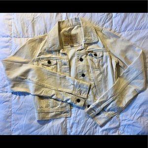 Hollister Jean jacket - womens- size L